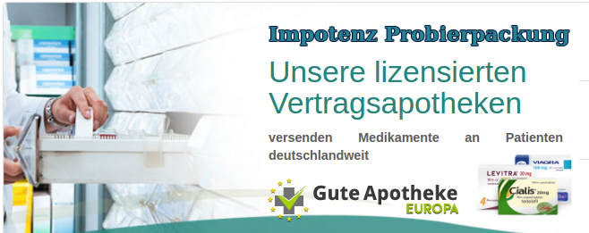 Impotenz Probierpackung
