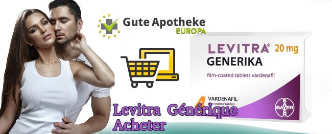 Medicament generique levitra
