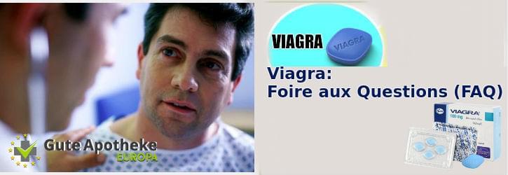 Viagra faq